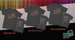 2018 Shirts